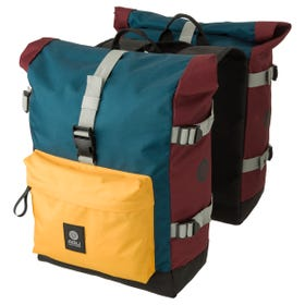 H2O Roll-Top Double Bike Bag II Urban MIK
