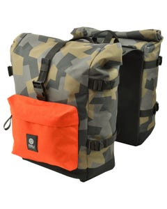 H2O Double Bike Bag Roll-Top Urban