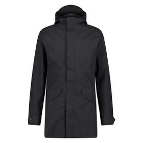 Premium Parka Long Regenjas Urban Outdoor Heren