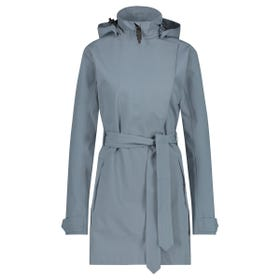 Trench Coat Regenjas Urban Outdoor Dames