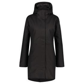 Clean Winter Rain Jacket Urban Outdoor Women