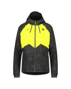 Winter Rain Jacket Commuter Women Hi-vis & Reflection