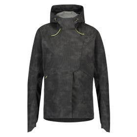Tech Regenjacke Commuter Damen Reflection