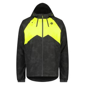 Winter Regenjacke Commuter Herren Hi-vis & Reflection