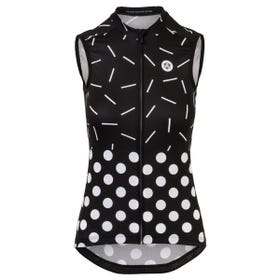 Sprinkle Dot Singlet Essential Dames
