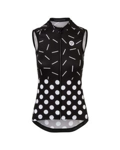 Sprinkle Dot Singlet Essential Damen
