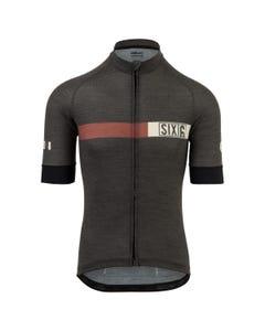 Merino Fietsshirt Six6 Heren