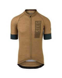 Solid Merino Fietsshirt II Six6 Heren