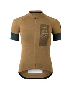 Solid Merino Maillots SS II Six6 Femme