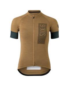 Solid Merino Fietsshirt II Six6 Dames