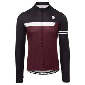 Wire Jersey LS Essential Men