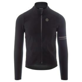 Woven Jersey LS Premium Men