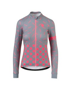 Sprinkle Dot Trikot Langarm Essential Damen