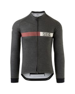 Merino Maillots LS Six6 Homme