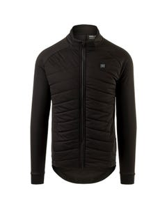Heated Thermojacke Essential Herren LED