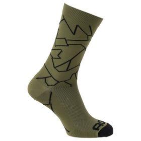 Camo Tile Socks Trend Men