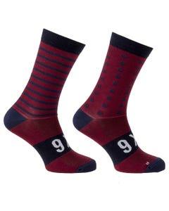 Merino Socken Six6 Herren