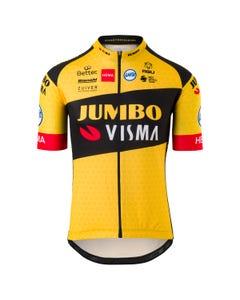 Replica Fietsshirt Team Jumbo Visma Heren