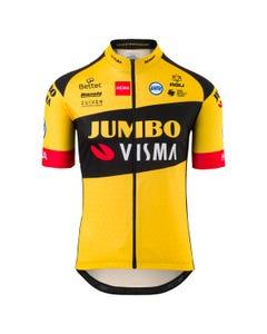 Kinder Replica Fietsshirt Team Jumbo Visma