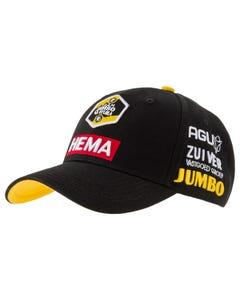 Podium Cap Team Jumbo Visma