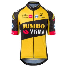 Replica Fietsshirt Team Jumbo Visma Heren 2021