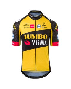 Replica Jersey SS Team Jumbo Visma Men 2021