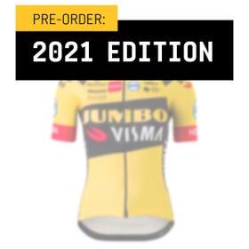 Replica Jersey Team Jumbo Visma Dames 2021