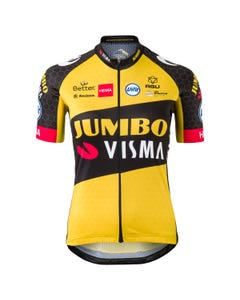 Replica Jersey SS Team Jumbo Visma Women 2021