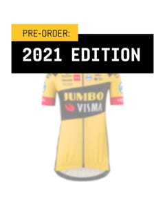 Replica Jersey Team Jumbo Visma Children 2021