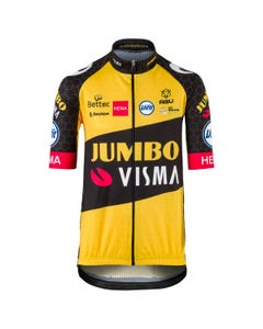 Replica Kids Jersey SS Team Jumbo Visma 2021