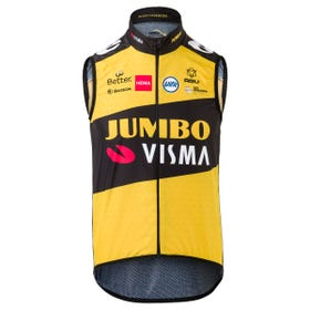 Body Team Jumbo Visma Heren Windproof