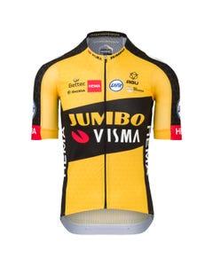 Premium Aero Fietsshirt Team Jumbo-Visma Heren
