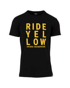 Ride Yellow T-shirt Team Jumbo Visma
