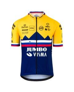 Primož Replica Fietsshirt Team Jumbo Visma Heren