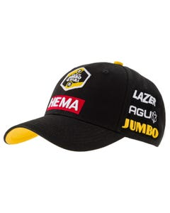 Podium Cap Team Jumbo Visma