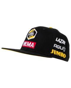 Podium Snapback Casquette Team Jumbo-Visma
