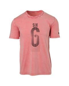 Six6 Block T-shirt Casual