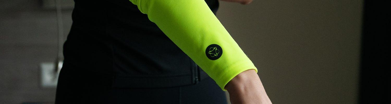 Arm- en beenstukken wielrennen